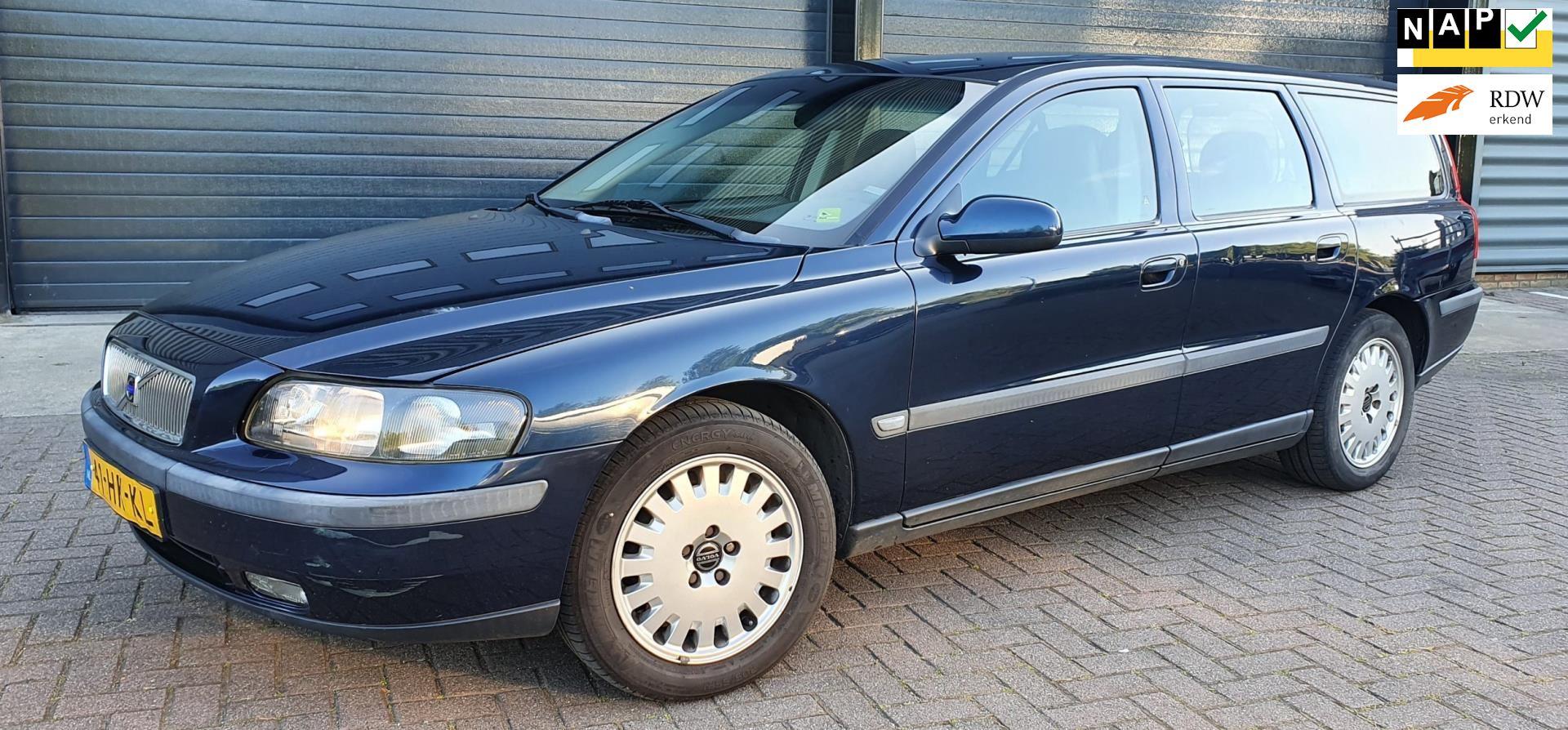 Volvo V70 occasion - Car Trade Nass