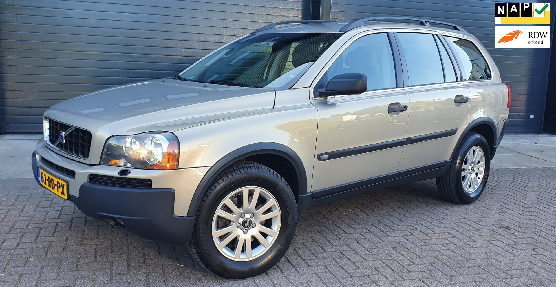 Volvo XC90 occasion - Car Trade Nass
