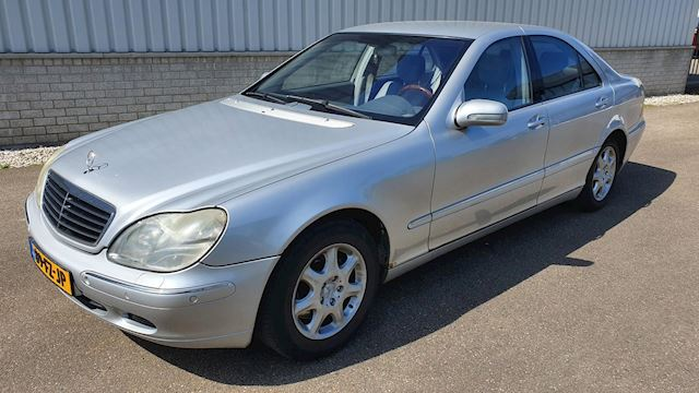 Mercedes-Benz S-klasse 430