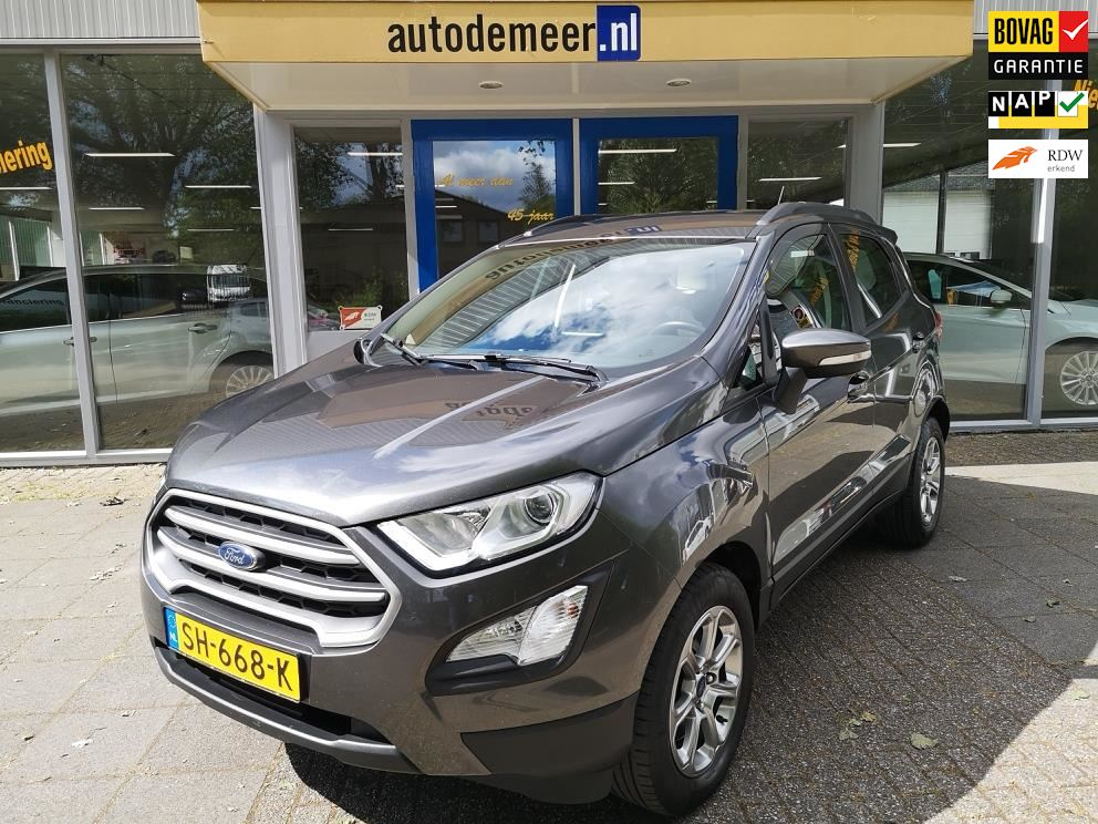 Ford EcoSport occasion - Auto de Meer