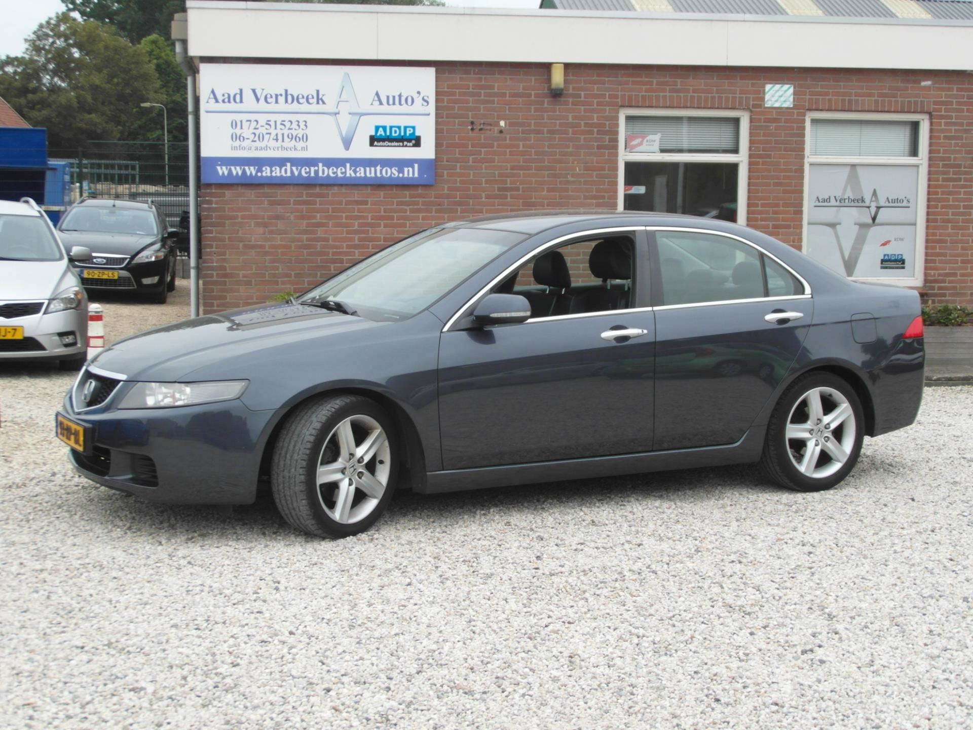 Honda Accord occasion - Aad Verbeek Auto's
