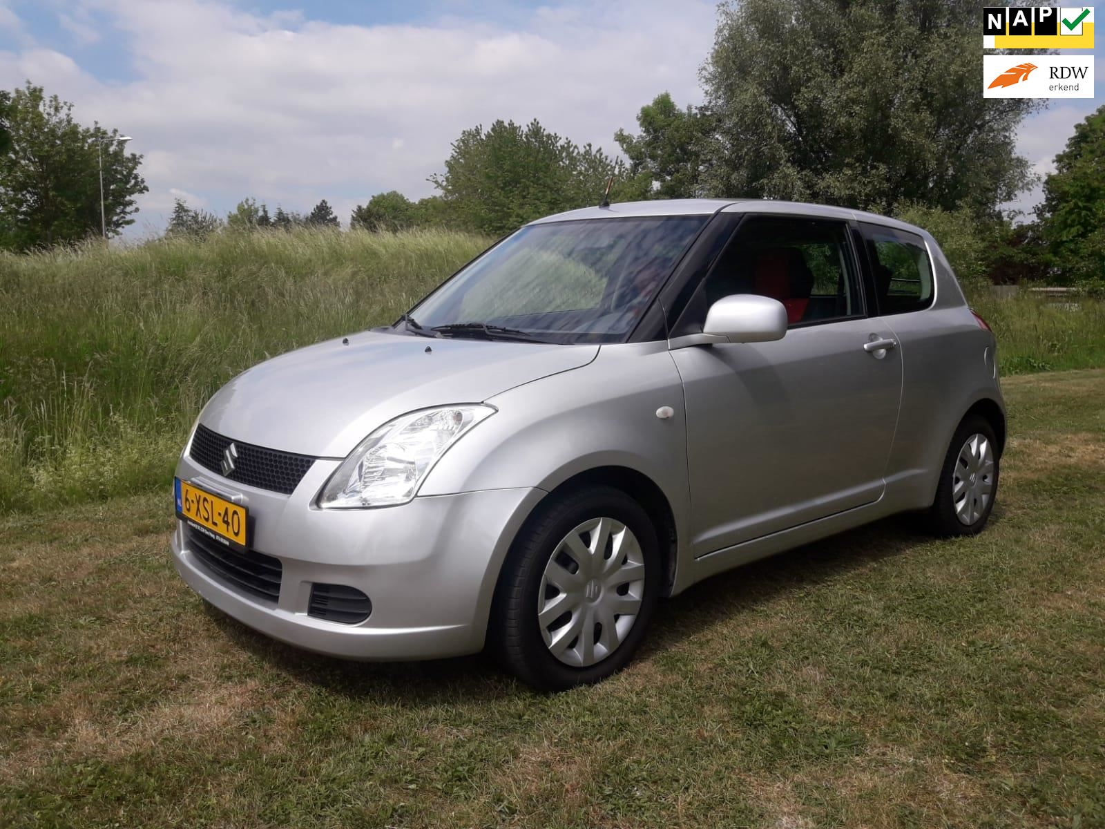 Suzuki Swift occasion - De Autoconcurrrent