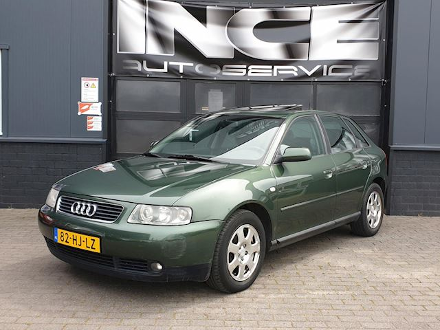 Audi A3 1.6 Attraction AUTOMAAT|SCHUIFDAK|FULL OPTIES!