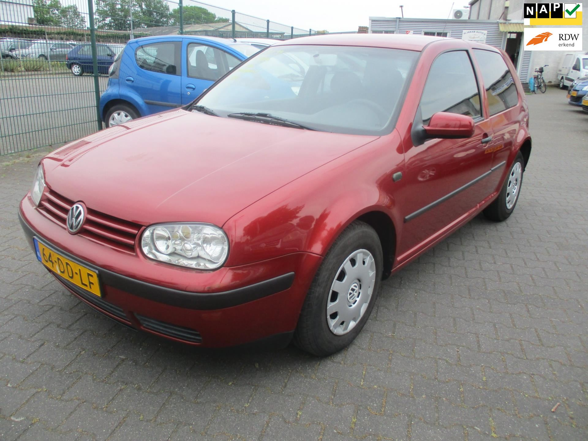 Volkswagen Golf occasion - Harry Jakab Auto's