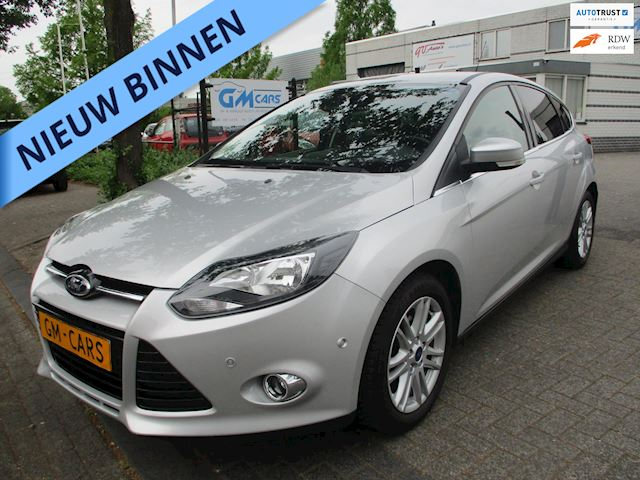 Ford Focus 1.0 EcoBoost Edition Plus X pack uitvoering