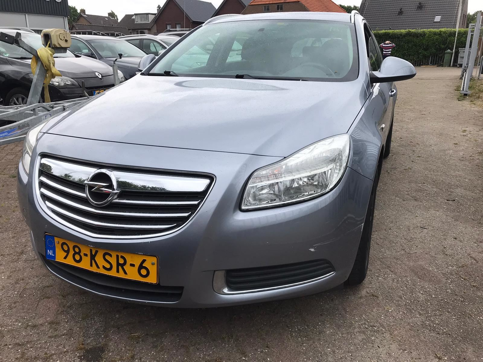 Opel Insignia Sports Tourer occasion - DDM Export B.V.