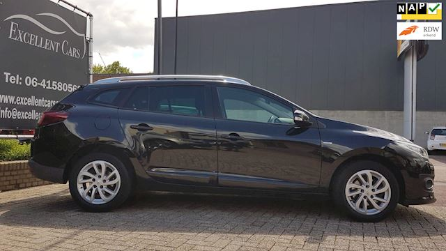Renault Mégane Estate 1.2 TCe Limited Airco/Navi/Cruise-contr
