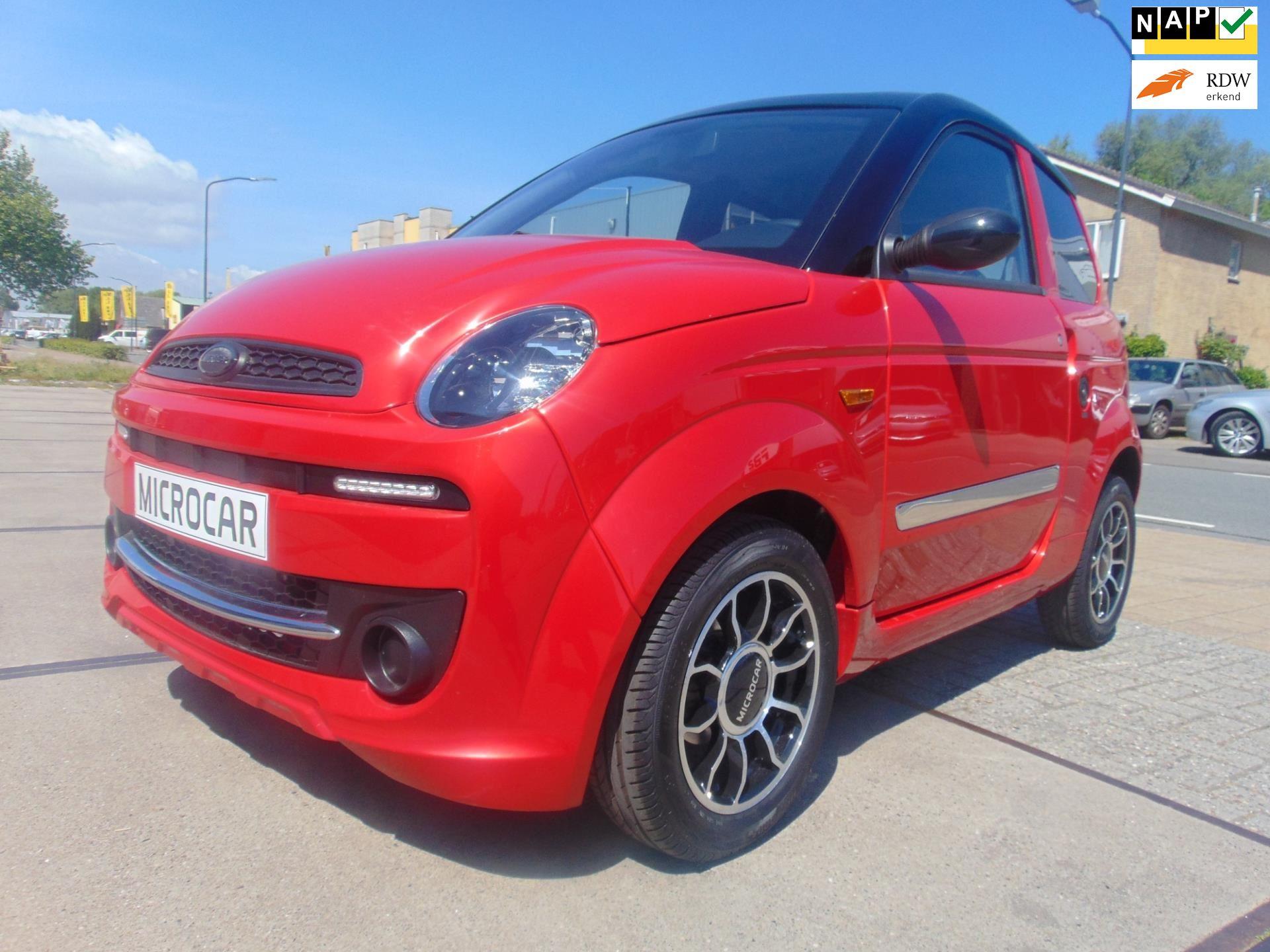 Microcar Brommobiel occasion - FB2 Cars