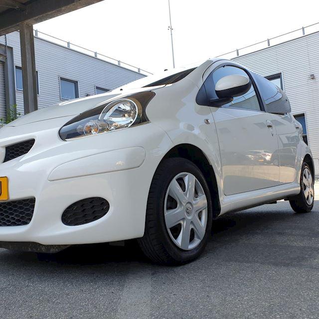 Toyota Aygo 1.0/ 65.000km//Airco/Elek Pakket/Nw APK/Garantie/