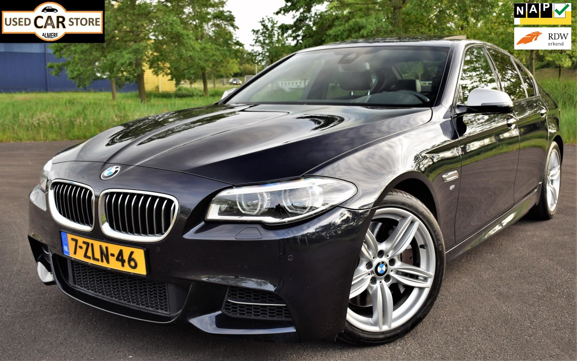 BMW 5-serie occasion - Used Car Store Almere