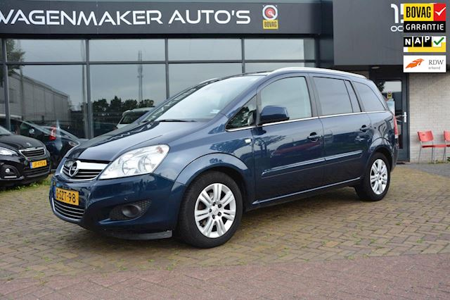 Opel Zafira 1.8 Cosmo Airco|Cruise|NAVI|Pdc|Keyless|7Persoons