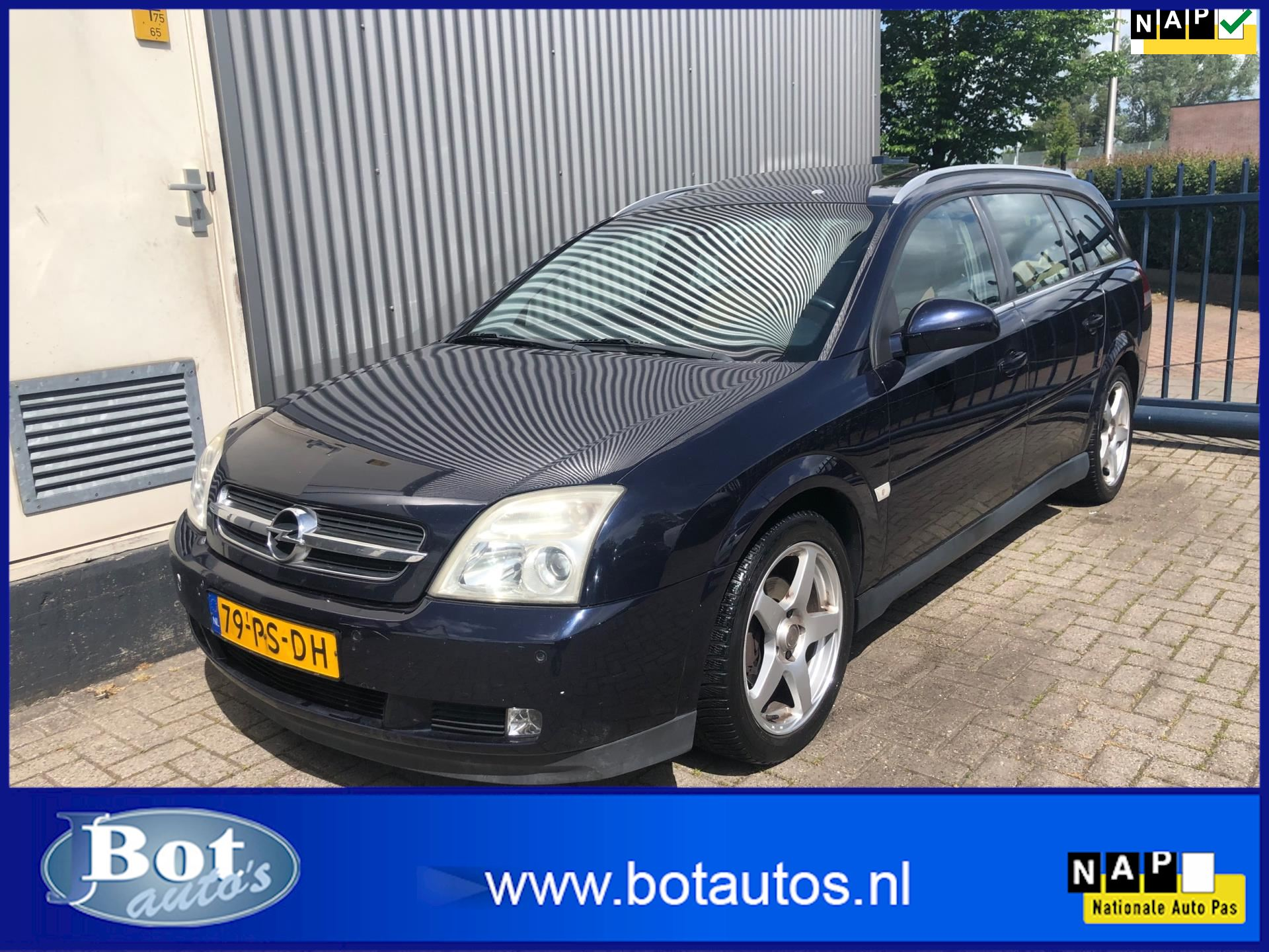 Opel Vectra Wagon occasion - Bot Auto's