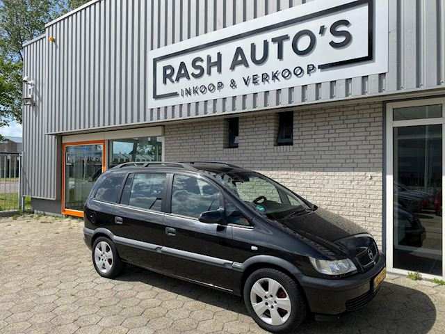 Opel Zafira 1.6-16V Comfort 7 PERSOONS - DVD
