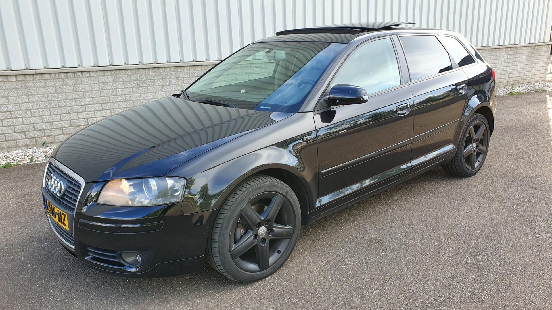 Audi A3 Sportback occasion - Terborg Auto's