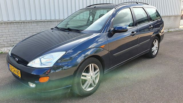 Ford Focus Wagon 1.8-16V Collection