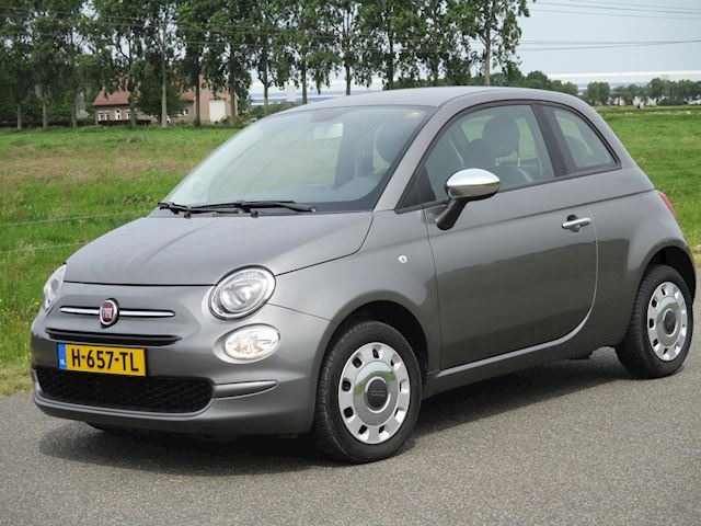 Fiat 500 1.2 Lounge Met Airco/Cr-control/LED/PDC