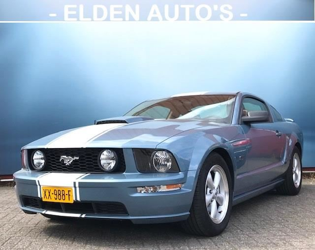 Ford USA Mustang occasion - Eldenauto's