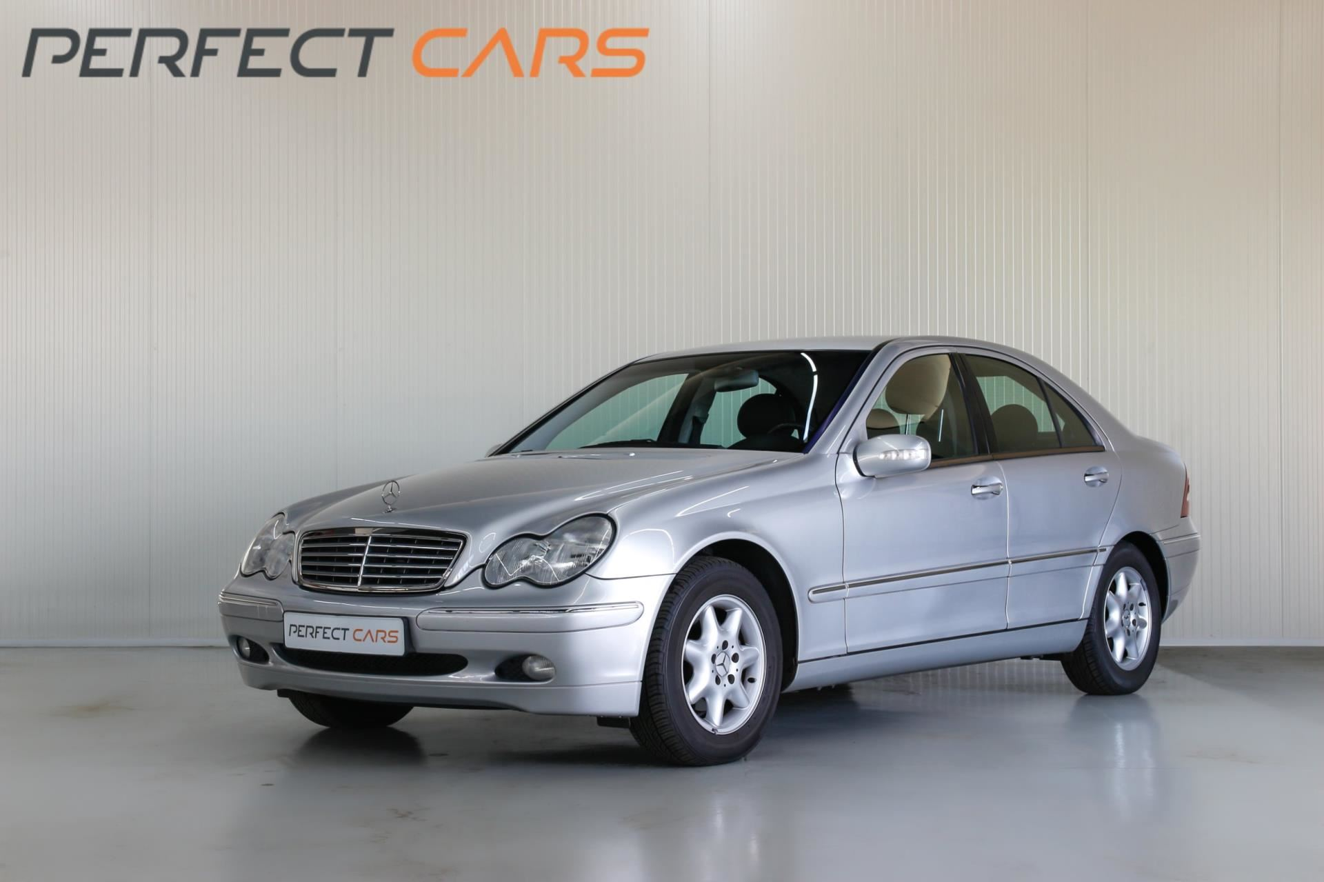 Mercedes-Benz C-klasse occasion - Perfect Cars
