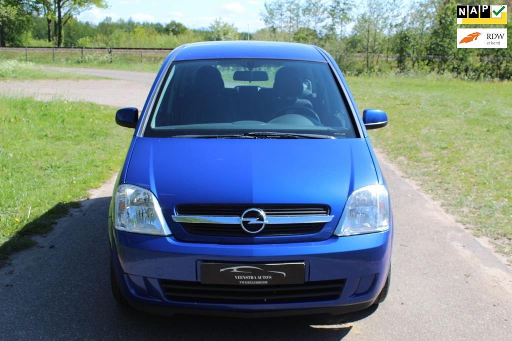 Opel Meriva occasion - Veenstra Auto's