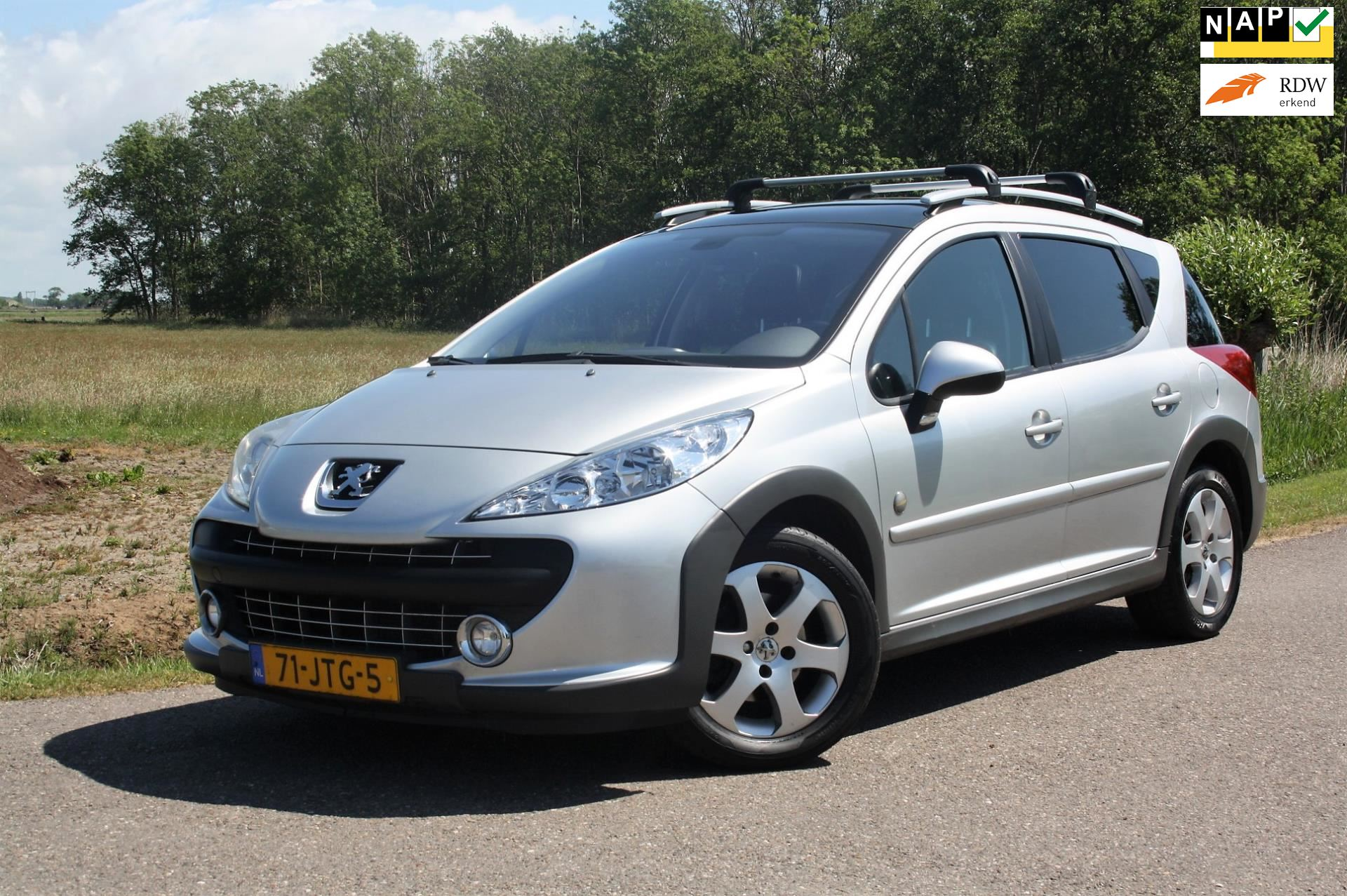Peugeot 207 SW Outdoor occasion - Favoriet Occasions