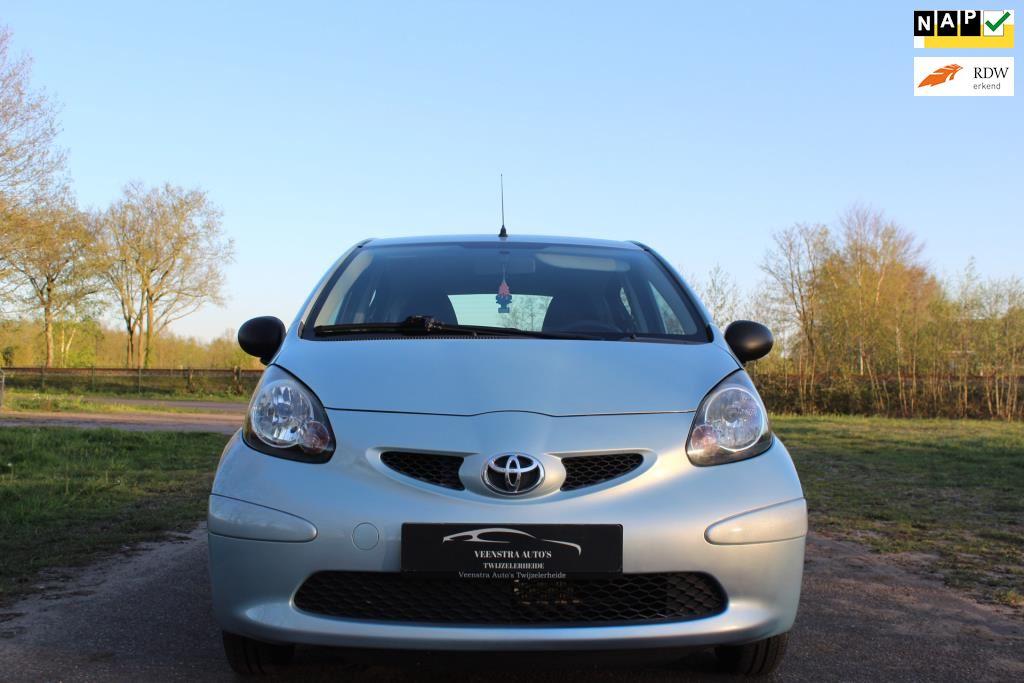 Toyota Aygo occasion - Veenstra Auto's