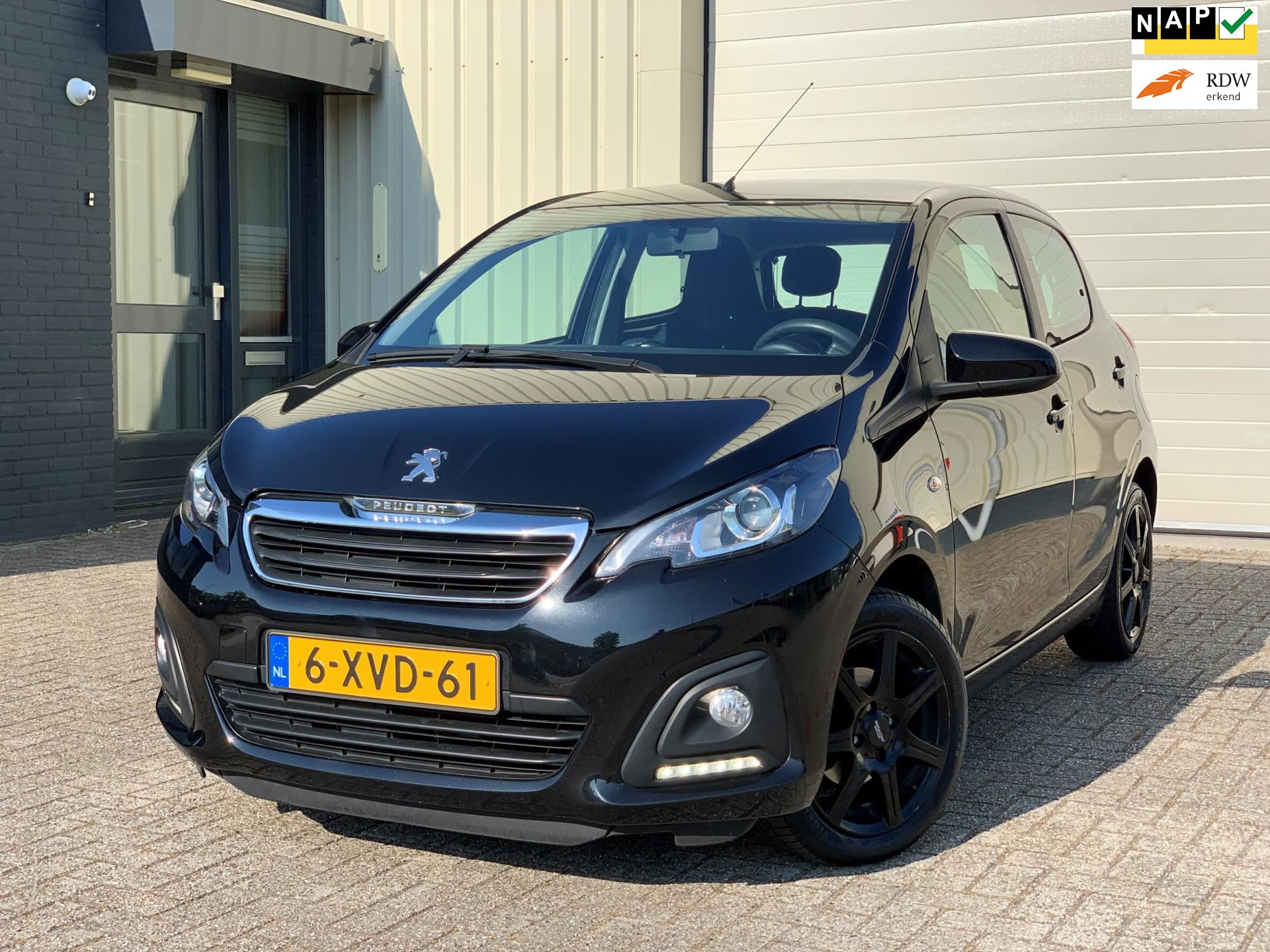 Peugeot 108 occasion - Ultimate Auto's