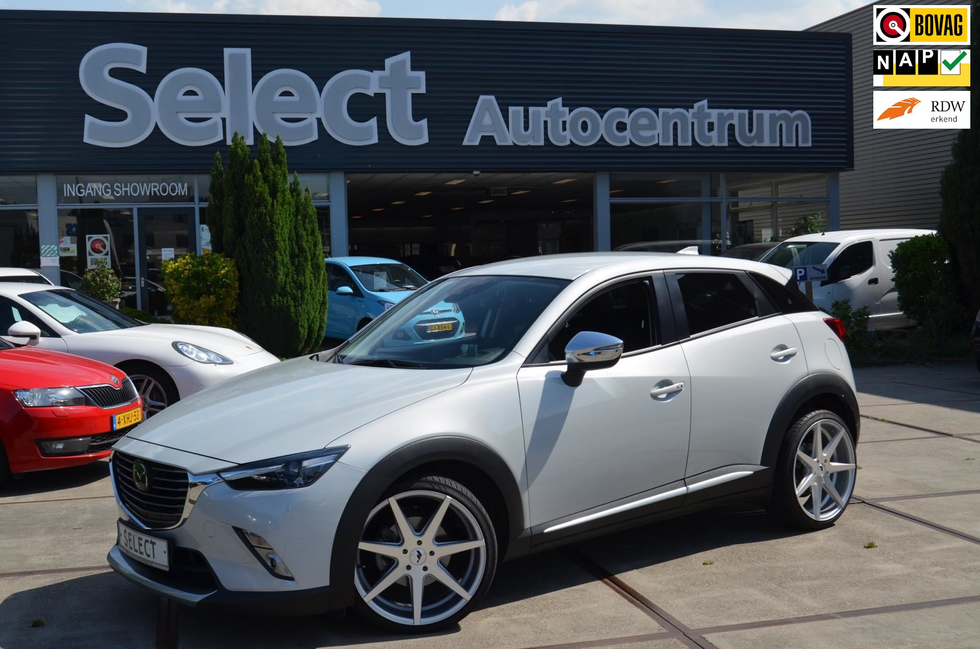 Mazda CX-3 occasion - Select Autocentrum