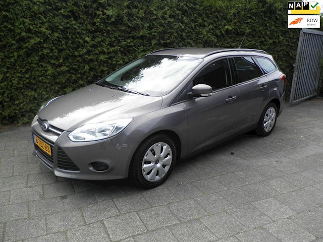 Ford Focus Wagon 1.6 TDCI Lease Trend