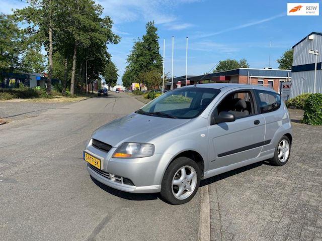 Chevrolet Kalos occasion - Van Emden Auto`s