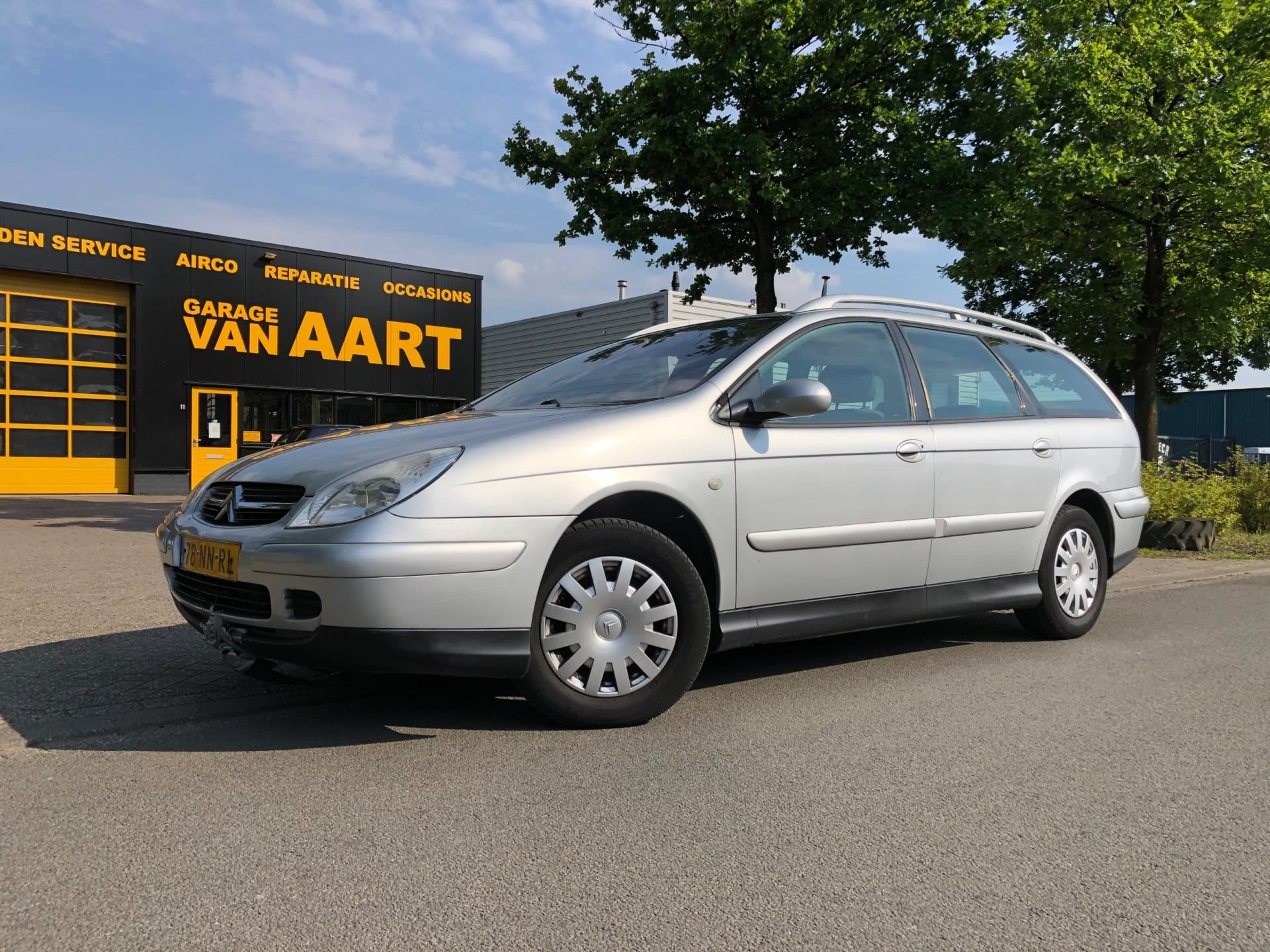 Citroen C5 Break occasion - Garage van Aart