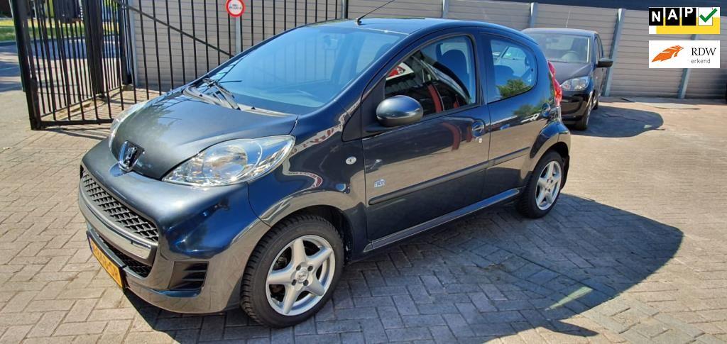 Peugeot 107 occasion - Autobedrijf Willy's
