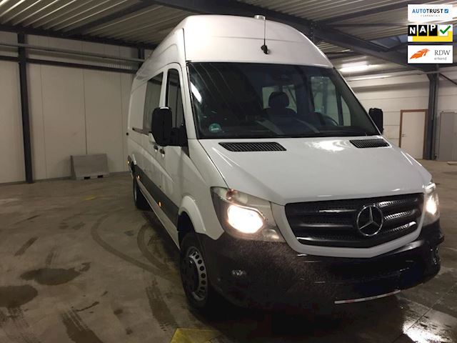 Mercedes-Benz Sprinter 516 2.2 CDI 432L HD DC