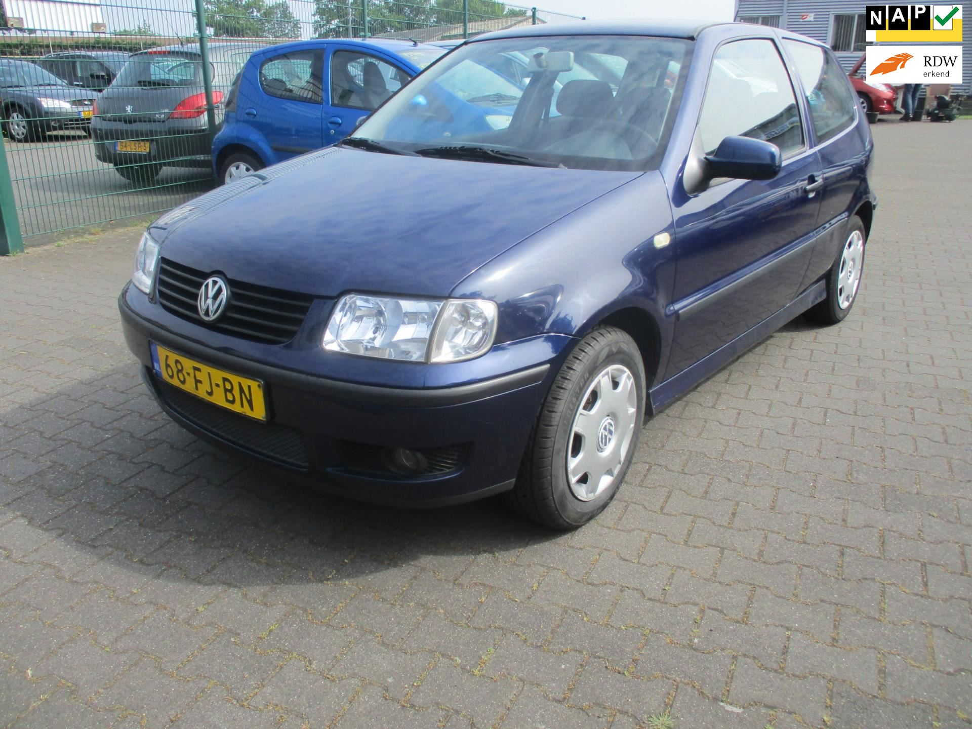 Volkswagen Polo occasion - Harry Jakab Auto's
