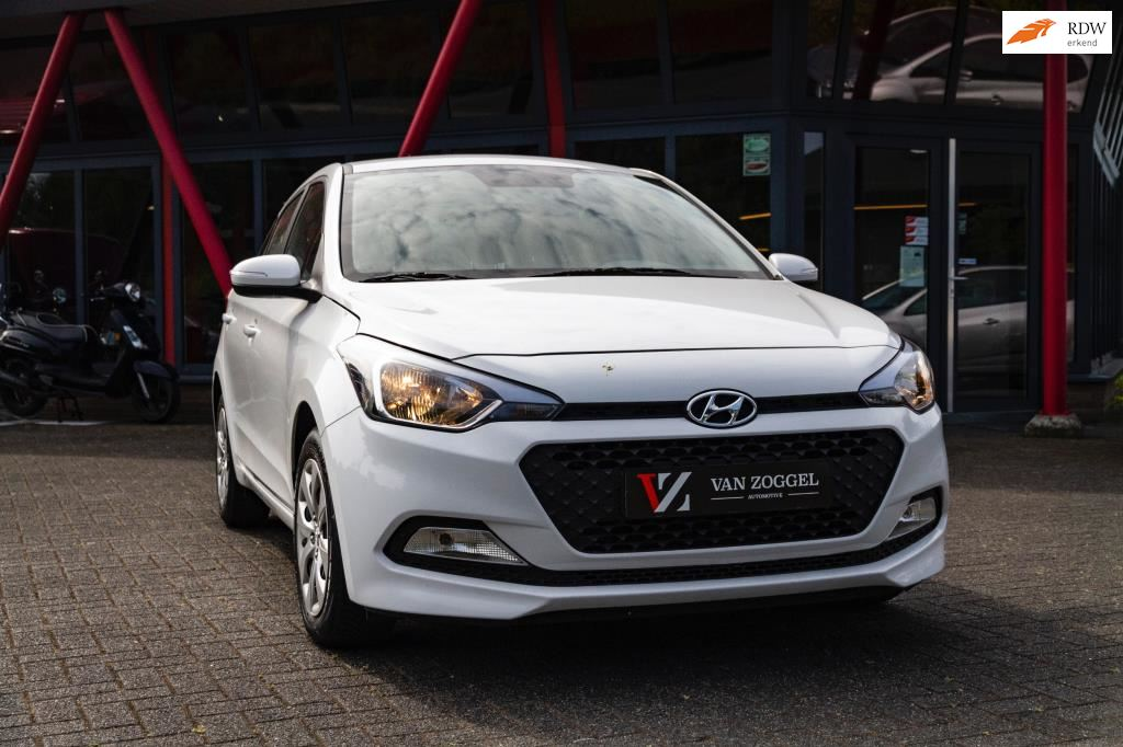 Hyundai I20 occasion - Van Zoggel Automotive