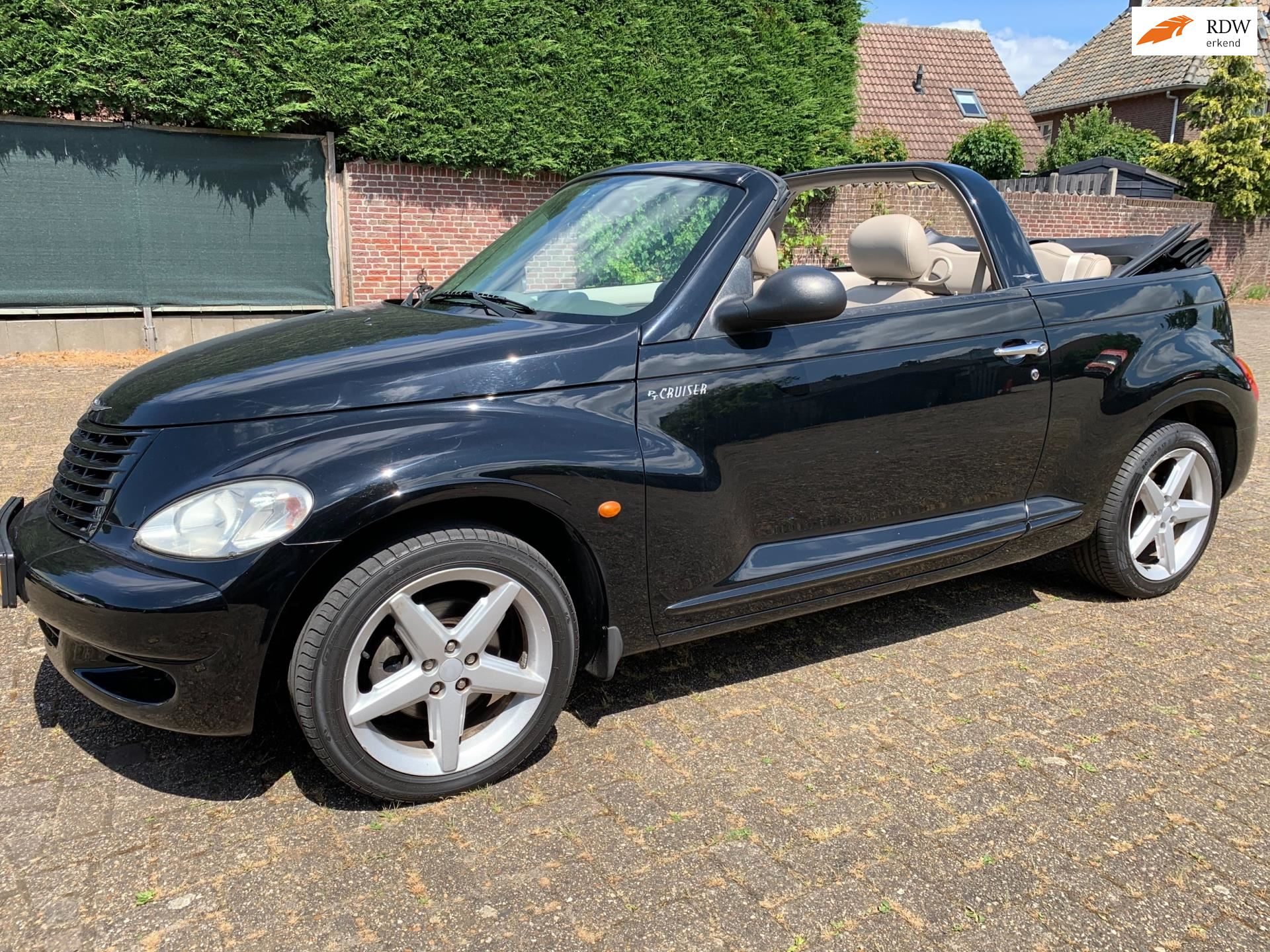 Chrysler PT Cruiser Cabrio occasion - Joris Automotive