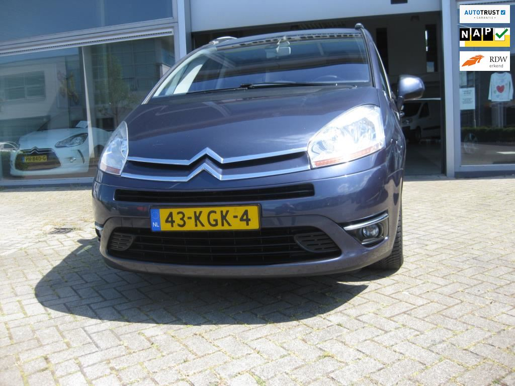Citroen Grand C4 Picasso occasion - Automobielbedrijf Peter Hellings