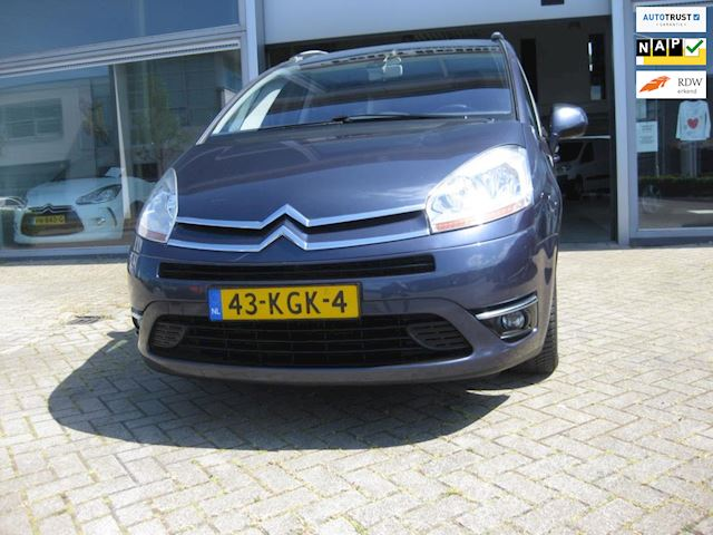 Citroen Grand C4 Picasso 1.6 THP Business 7p automaat 7 persoons