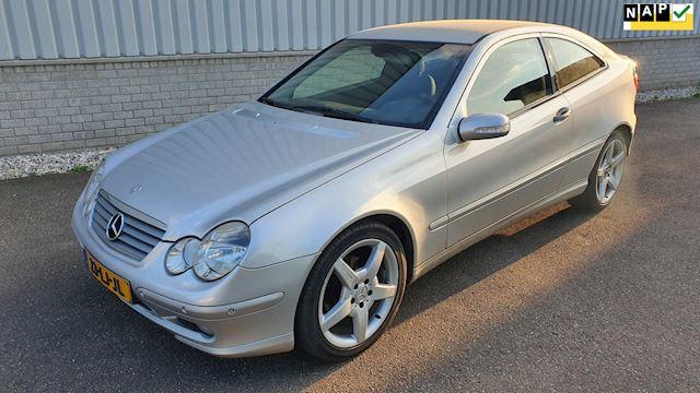 Mercedes-Benz C-klasse Sportcoupé 220 CDI