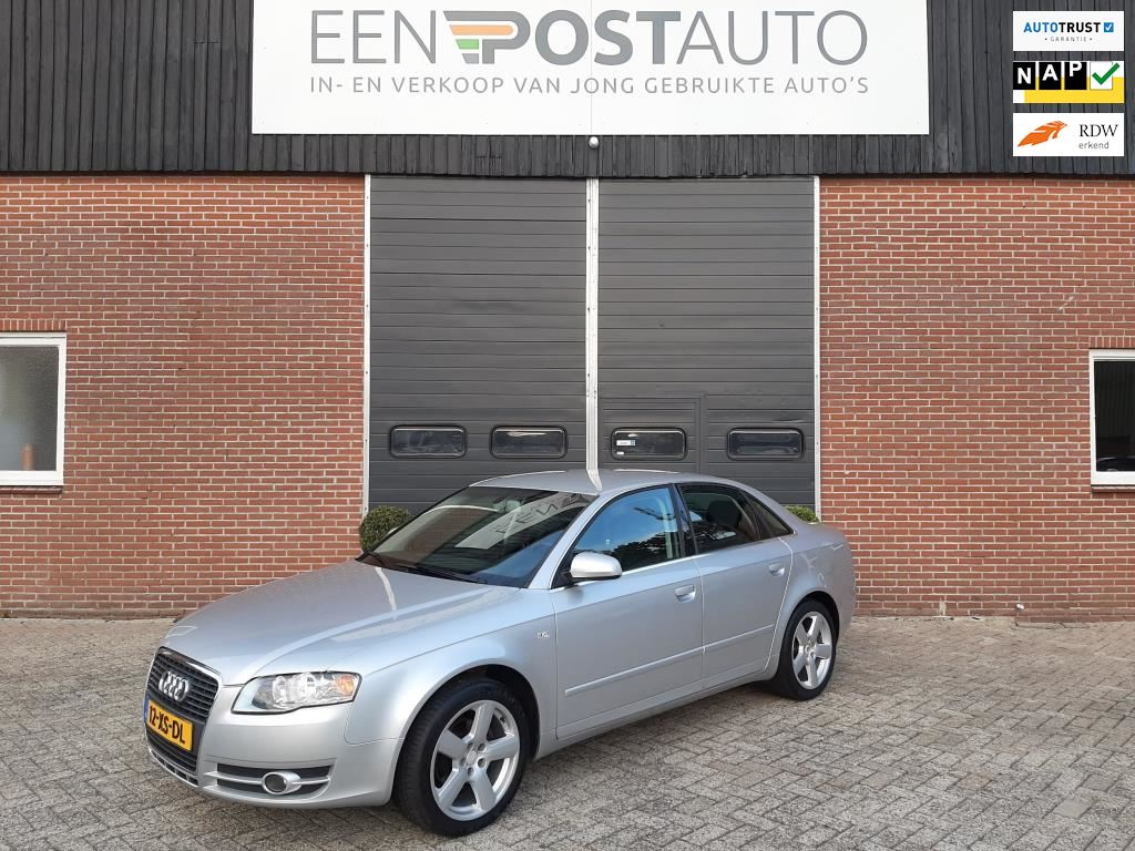 Audi A4 occasion - Een Post Auto