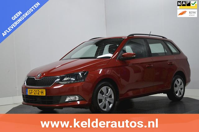 Skoda Fabia Combi 1.0 First Edition Ambition Clima | Cruise | PDC | Trekhaak
