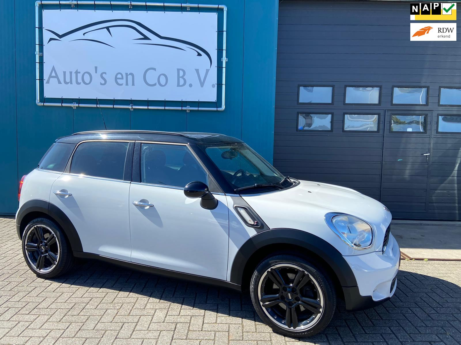 Mini Mini Countryman occasion - Auto's en Co B.V.