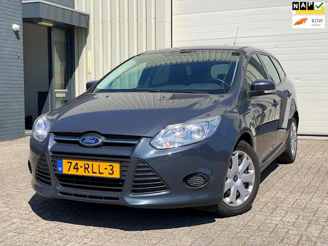 Ford Focus Wagon 1.6 EcoBoost Trend VOL ONDERHOUD AIRCO CRUISE CONTROLE