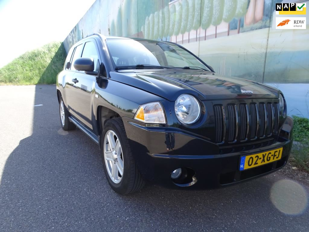 Jeep Compass occasion - Calimero Cars