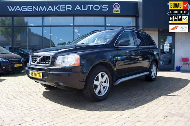 Volvo XC90 2.9 T6 Exclusive Clima|Cruise|TEL|Pdc|Trekhaak|7P