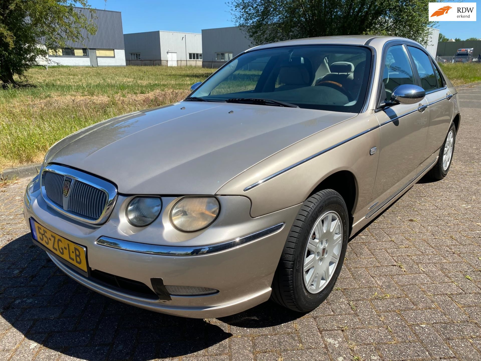 Rover 75 occasion - RP Automotive