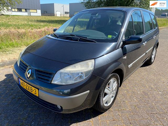 Renault Grand Scénic 2.0-16V Authentique Comfort dealer onderhouden! 7-persoons!