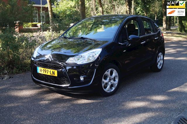 Citroen C3 1.2 VTi Exclusive Ecc Cruise 63Dkm 1e Eig