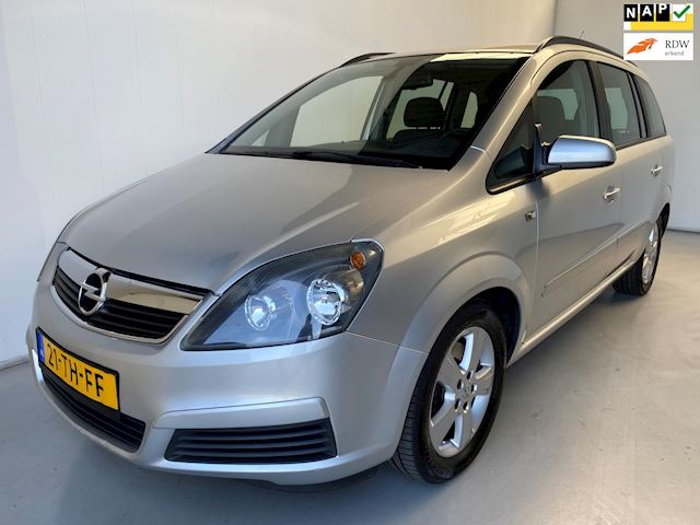 Opel Zafira 2.2 Executive 7-persoons Navigatie Climate+Cruise control Carkit Trekhaak