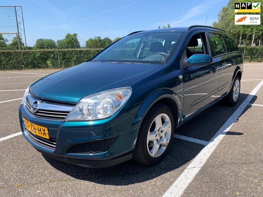 Opel Astra Wagon occasion - RT Autos