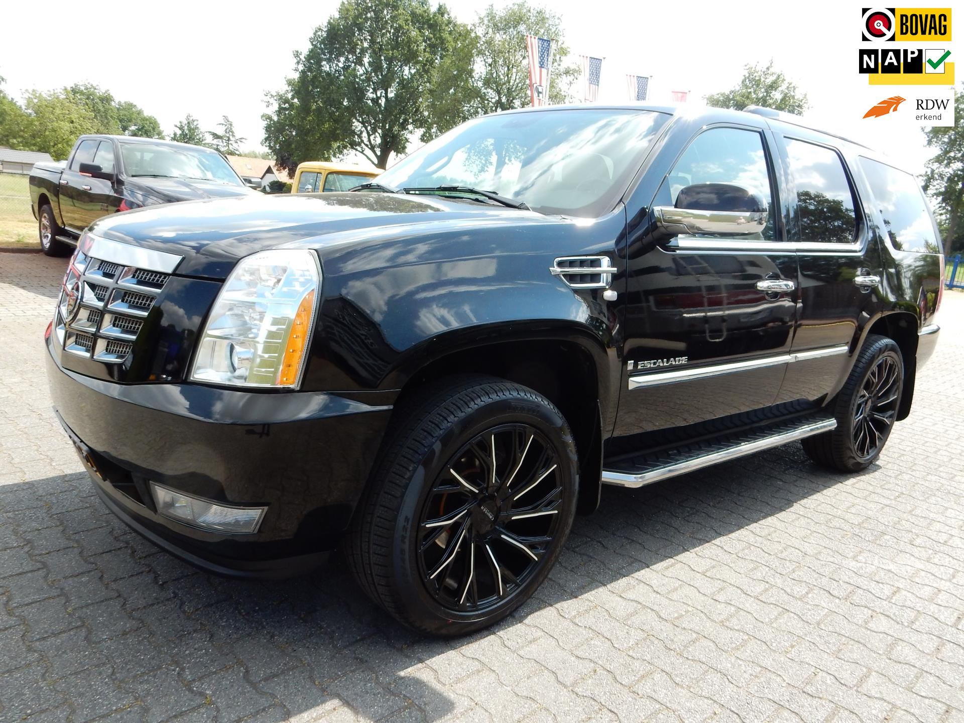 Cadillac Escalade occasion - HD USA CARS